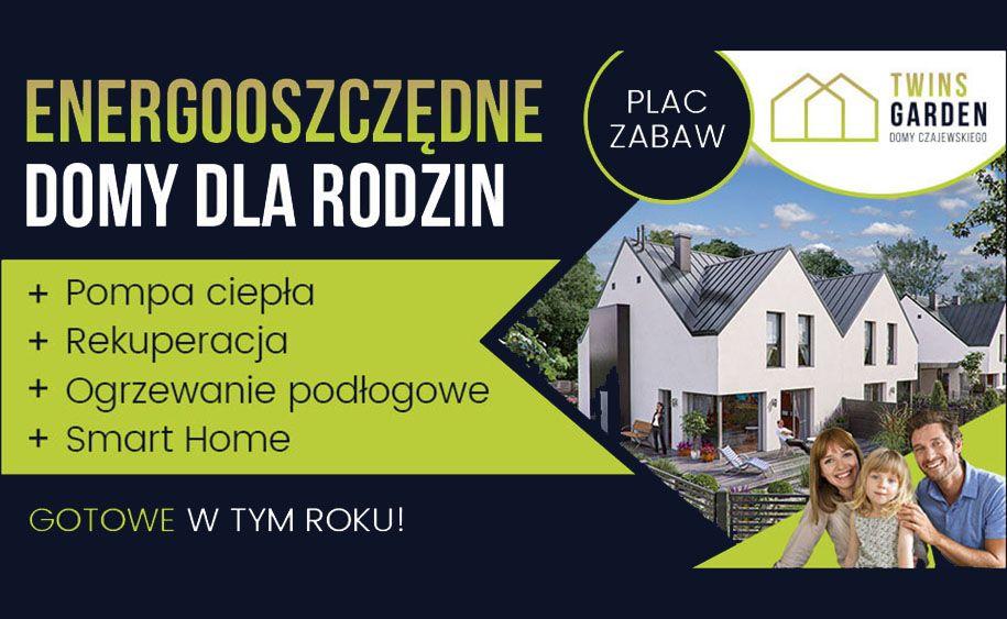 Nowe Energooszczędne Domy Gotowe w Tym Roku!